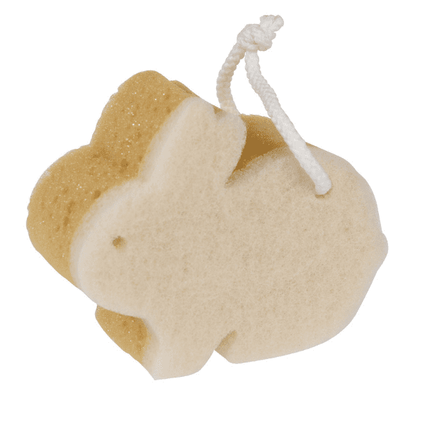 Rabbit Bath Sponge