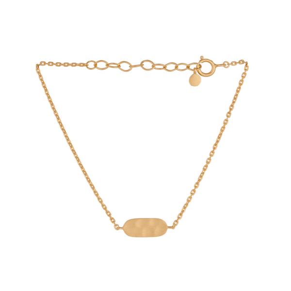 Pernille Corydon Dublin Bracelet Gold Plate