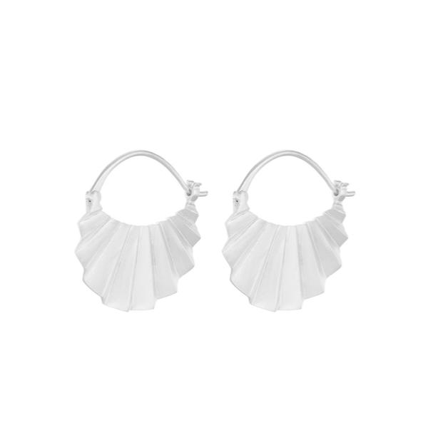 Pernille Corydon Brooklyn Earrings Silver