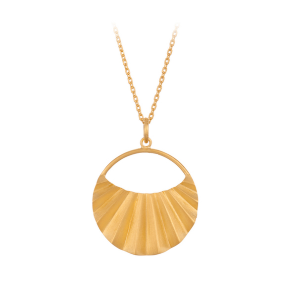 Pernille Corydon Brooklyn Necklace Gold Plate