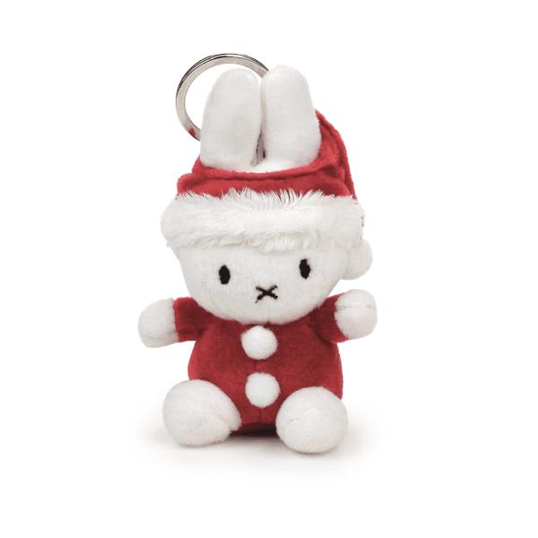 Santa Miffy Keyring